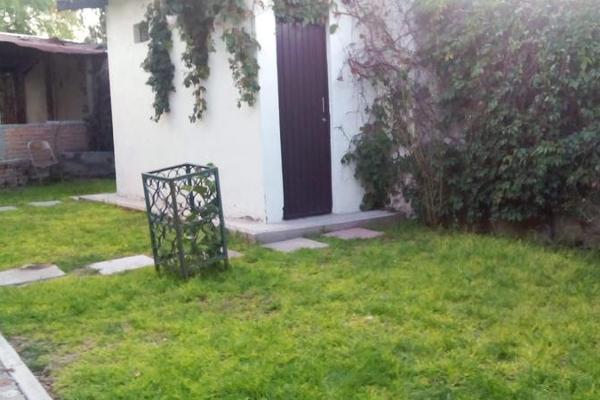 Foto de terreno habitacional en venta en  , el calvario, jesús maría, aguascalientes, 7977062 No. 03