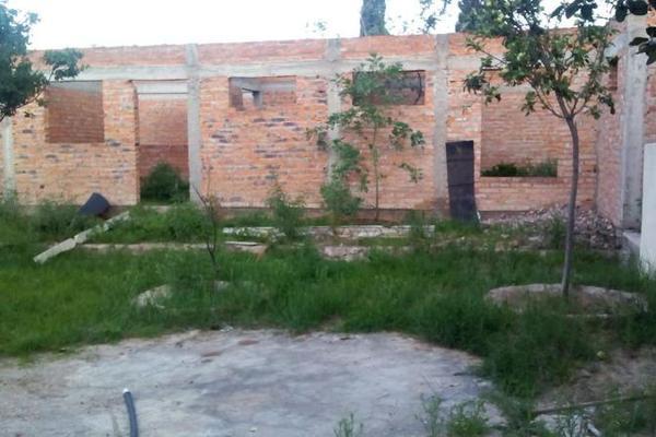 Foto de terreno habitacional en venta en  , el calvario, jesús maría, aguascalientes, 7977062 No. 07
