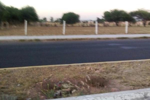 Foto de terreno habitacional en venta en  , el calvario, jesús maría, aguascalientes, 7977288 No. 01