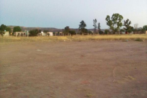 Foto de terreno habitacional en venta en  , el calvario, jesús maría, aguascalientes, 7977288 No. 02