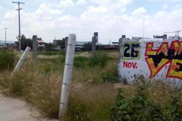 Foto de terreno habitacional en venta en  , el calvario, jesús maría, aguascalientes, 7978242 No. 02