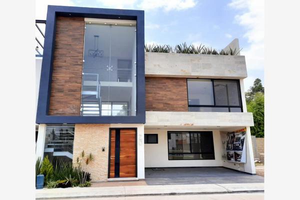 Foto de casa en venta en el campanario 2260, residencial torrecillas, san pedro cholula, puebla, 10082530 No. 01
