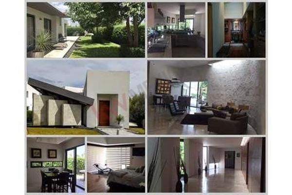 Foto de casa en venta en el campanario , el campanario, querétaro, querétaro, 5934092 No. 01
