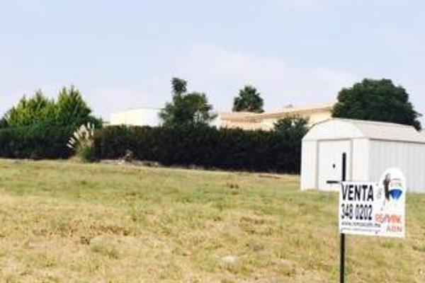 Foto de terreno habitacional en venta en  , el campanario, querétaro, querétaro, 14022032 No. 01