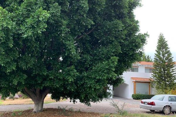Foto de terreno habitacional en venta en  , el campanario, querétaro, querétaro, 14022140 No. 01