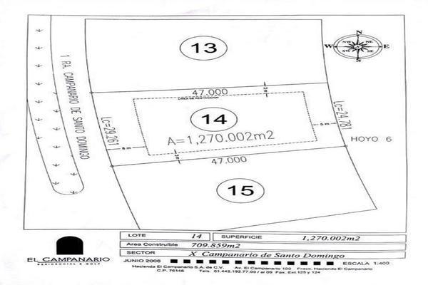 Foto de terreno habitacional en venta en  , el campanario, querétaro, querétaro, 14022180 No. 06