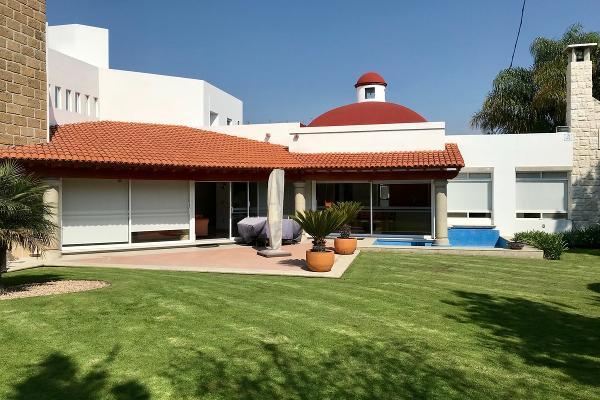 Foto de casa en venta en  , el campanario, querétaro, querétaro, 14034185 No. 01