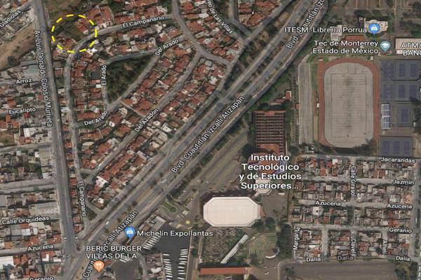 Foto de terreno habitacional en venta en el campanario s/d, villas de la hacienda, atizapán de zaragoza, méxico, 0 No. 11