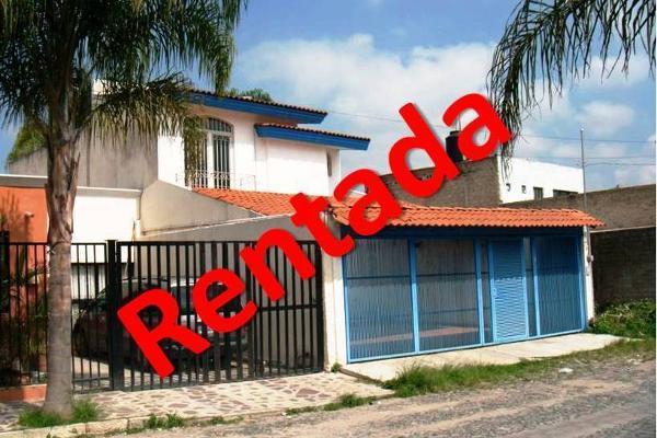 Foto de casa en renta en agua escondida , el campanario, zapopan, jalisco, 2715050 No. 01