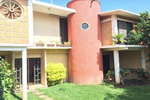Foto de casa en venta en  , el capiri, jiutepec, morelos, 7962750 No. 01