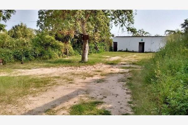 Foto de terreno habitacional en venta en  , el capulín, yautepec, morelos, 5391482 No. 01