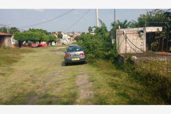 Foto de terreno habitacional en venta en  , el capulín, yautepec, morelos, 5391482 No. 06