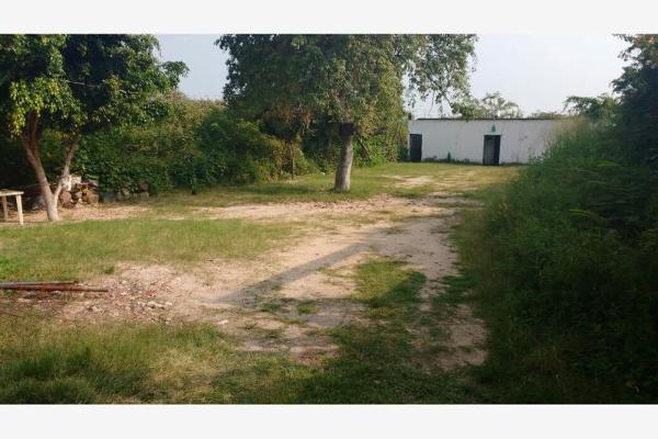 Foto de terreno habitacional en venta en  , el capulín, yautepec, morelos, 5391482 No. 07
