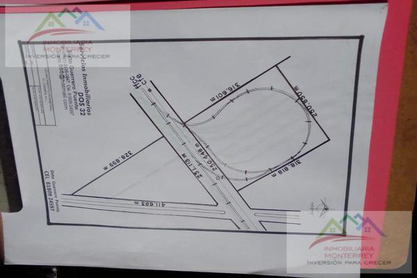 Foto de terreno habitacional en venta en  , el carmen, el carmen, nuevo león, 17302713 No. 02