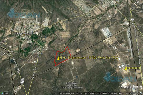 Foto de terreno habitacional en venta en  , el carmen, el carmen, nuevo león, 17808547 No. 02