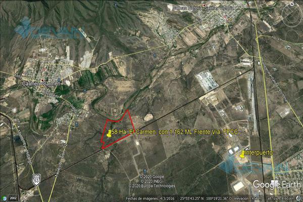 Foto de terreno habitacional en venta en  , el carmen, el carmen, nuevo león, 17808547 No. 03