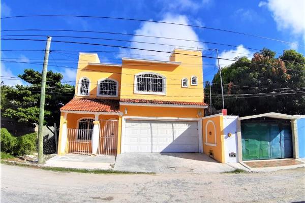 Foto de casa en renta en  , el carmen i, carmen, campeche, 9914551 No. 01