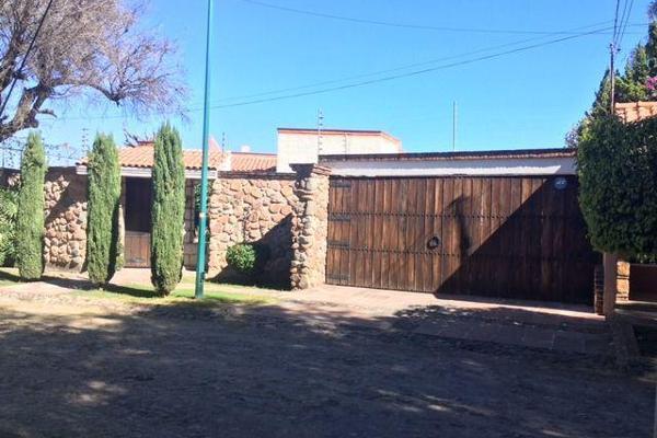 Foto de casa en venta en  , el carmen, león, guanajuato, 8891610 No. 01