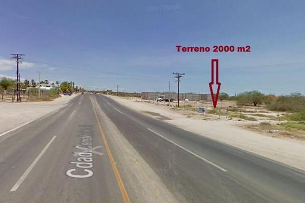 Foto de terreno habitacional en venta en  , el centenario, la paz, baja california sur, 7899042 No. 02