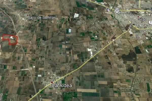 Foto de terreno habitacional en venta en  , silao centro, silao, guanajuato, 13397391 No. 02