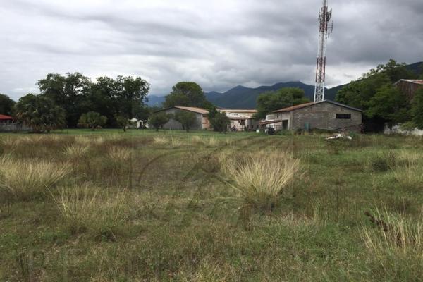 Foto de terreno habitacional en venta en  , el cercado centro, santiago, nuevo león, 8139383 No. 01