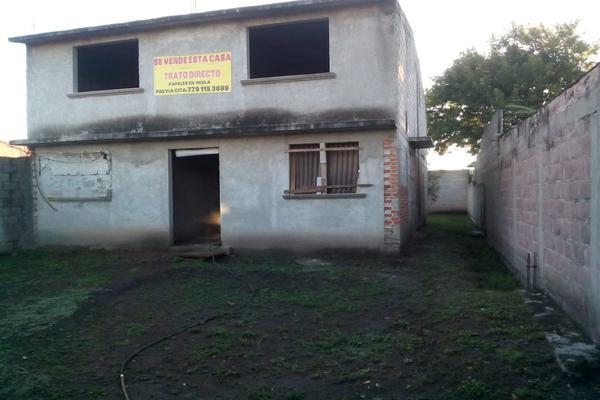 Foto de casa en venta en  , el cid, tizayuca, hidalgo, 8111551 No. 01
