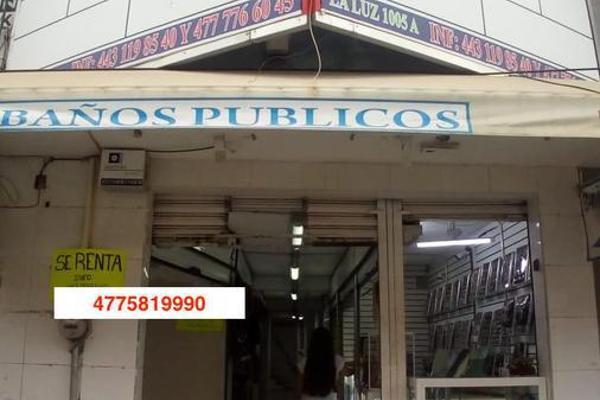 Foto de local en venta en  , el coecillo, león, guanajuato, 13434770 No. 03