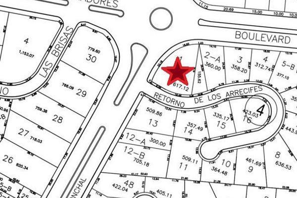 Foto de terreno habitacional en venta en  , el conchal, alvarado, veracruz de ignacio de la llave, 2638830 No. 01