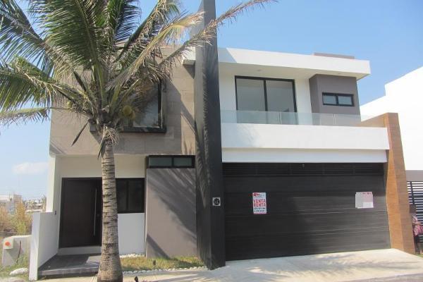 Foto de casa en renta en  , el conchal, alvarado, veracruz de ignacio de la llave, 5400279 No. 01