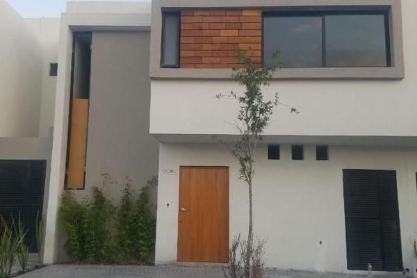 Foto de casa en renta en  , el condado, corregidora, querétaro, 14033402 No. 01