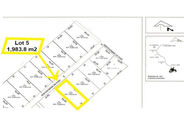 Foto de terreno habitacional en venta en el cortijo , el cortijo, san miguel de allende, guanajuato, 7137948 No. 01