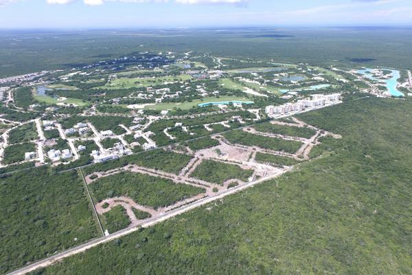 Foto de terreno habitacional en venta en el cortijo, hacienda residencial , dzibilchaltún, mérida, yucatán, 3606687 No. 02