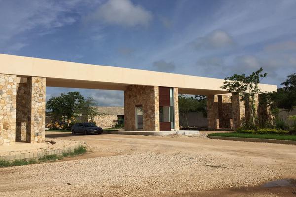 Foto de terreno habitacional en venta en el cortijo, hacienda residencial , dzibilchaltún, mérida, yucatán, 3606687 No. 04