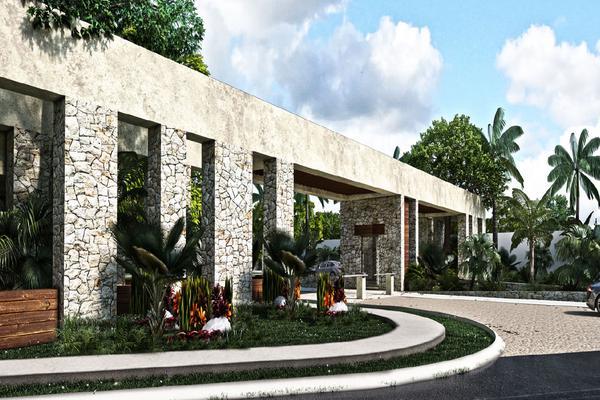 Foto de terreno habitacional en venta en el cortijo, hacienda residencial , dzibilchaltún, mérida, yucatán, 3606687 No. 05