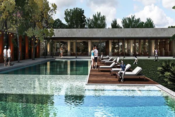 Foto de terreno habitacional en venta en el cortijo, hacienda residencial , dzibilchaltún, mérida, yucatán, 3606687 No. 06