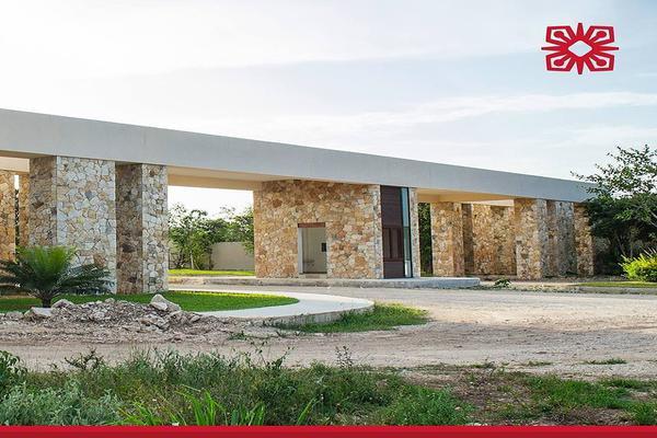 Foto de terreno habitacional en venta en  , el cortijo i, mérida, yucatán, 5871279 No. 03