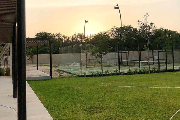 Foto de terreno habitacional en venta en  , el cortijo i, mérida, yucatán, 5871279 No. 09