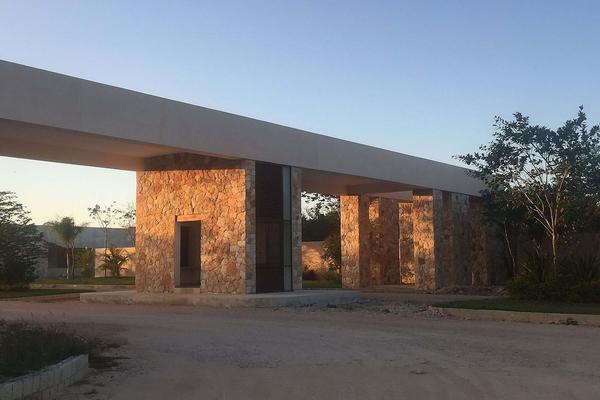 Foto de terreno habitacional en venta en  , el cortijo i, mérida, yucatán, 5871279 No. 11
