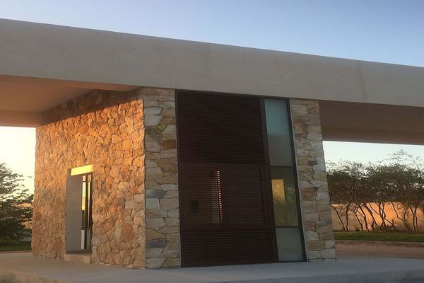 Foto de terreno habitacional en venta en  , el cortijo i, mérida, yucatán, 5871279 No. 12