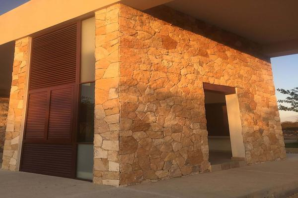 Foto de terreno habitacional en venta en  , el cortijo i, mérida, yucatán, 5871279 No. 13