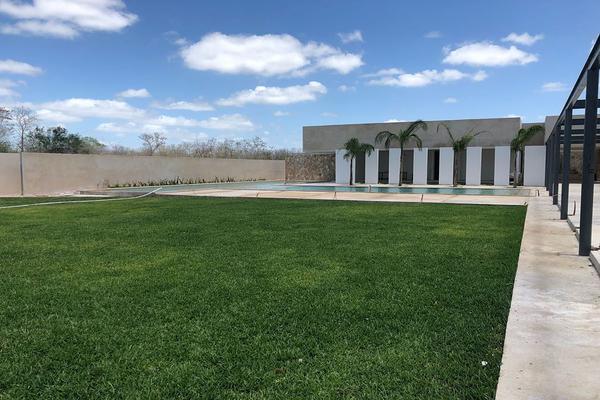 Foto de terreno habitacional en venta en  , el cortijo i, mérida, yucatán, 5871279 No. 16