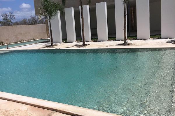 Foto de terreno habitacional en venta en  , el cortijo i, mérida, yucatán, 5871279 No. 19