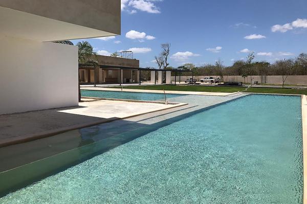 Foto de terreno habitacional en venta en  , el cortijo i, mérida, yucatán, 5871279 No. 22
