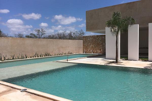 Foto de terreno habitacional en venta en  , el cortijo i, mérida, yucatán, 5871279 No. 23