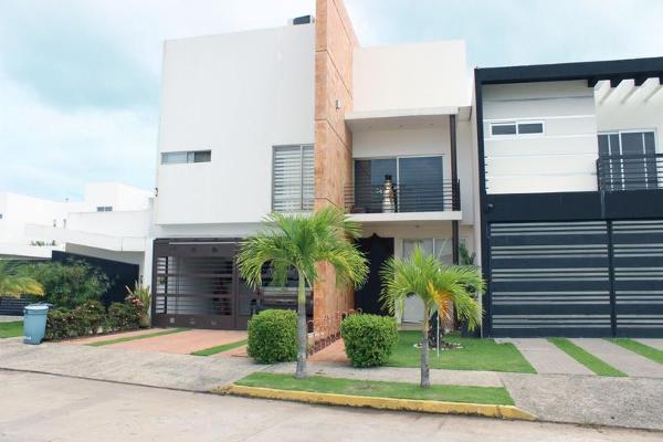 Foto de casa en venta en  , el country, centro, tabasco, 7988685 No. 01