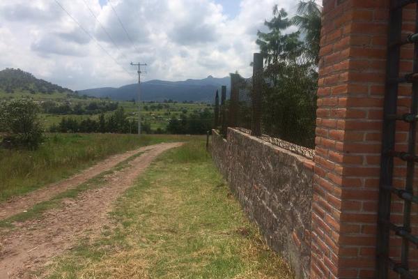 Foto de casa en venta en el crucero sin numero, centro urbano, aculco, méxico, 5959516 No. 04