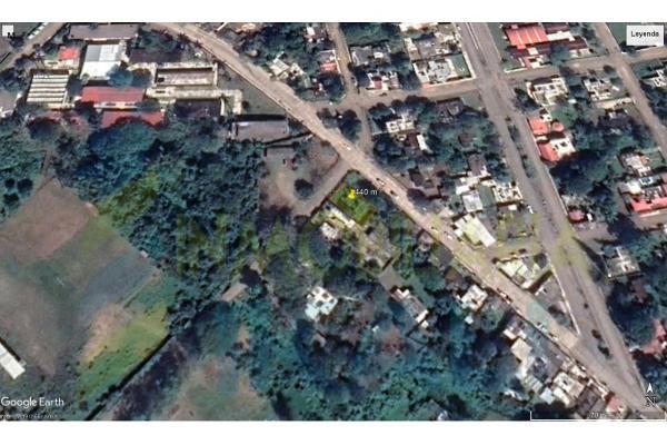 Foto de terreno habitacional en venta en  , el cuatro, cerro azul, veracruz de ignacio de la llave, 9180270 No. 13