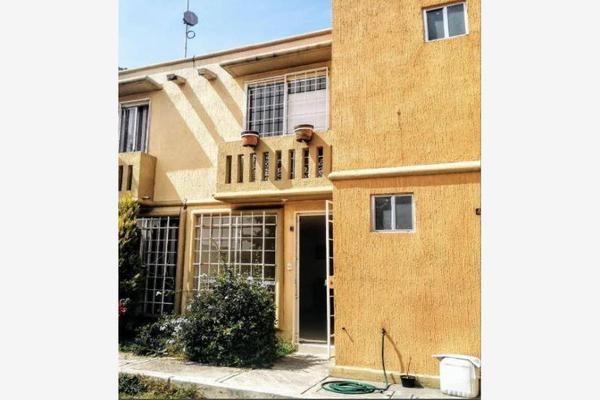 Foto de casa en venta en el dorado 0, santiago teyahualco, tultepec, méxico, 17113029 No. 01