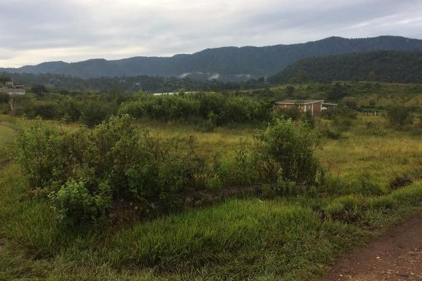 Foto de terreno habitacional en venta en el durazno , valle de bravo, valle de bravo, méxico, 5943914 No. 01