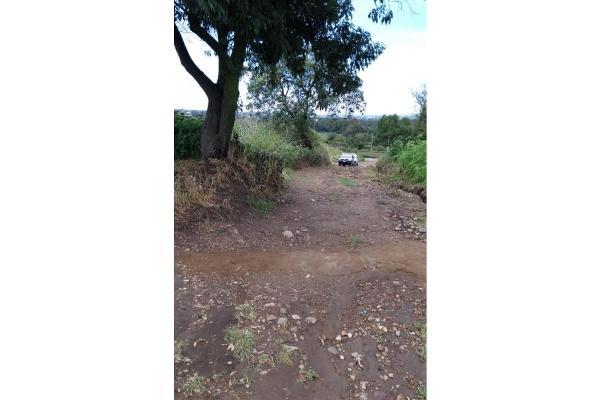Foto de terreno habitacional en venta en  , el durazno, tepeyanco, tlaxcala, 5726721 No. 03